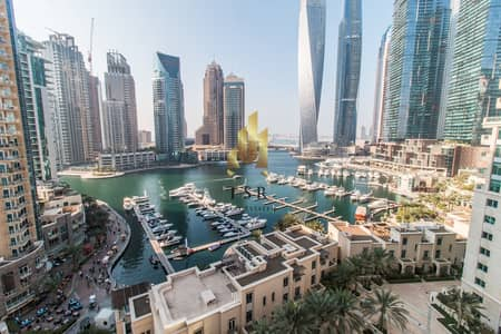 1 Bedroom Flat for Rent in Dubai Marina, Dubai - Exclusive | 1Br+S | Nicely furnished