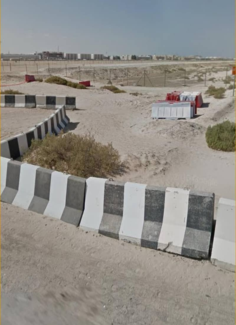Jebel ali plot available for sale