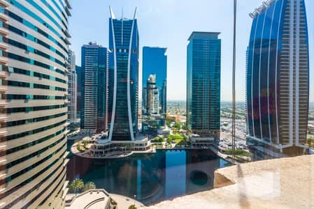 Office for Sale in Jumeirah Lake Towers (JLT), Dubai - Fully Fitted Office for Sale | Great Investment