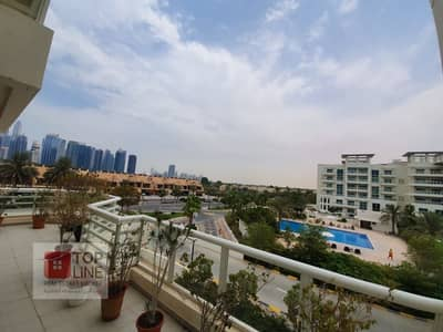 3 Bedroom Apartment for Rent in Jumeirah Heights, Dubai - Excellent View I Bright 3Br Maids Duplex