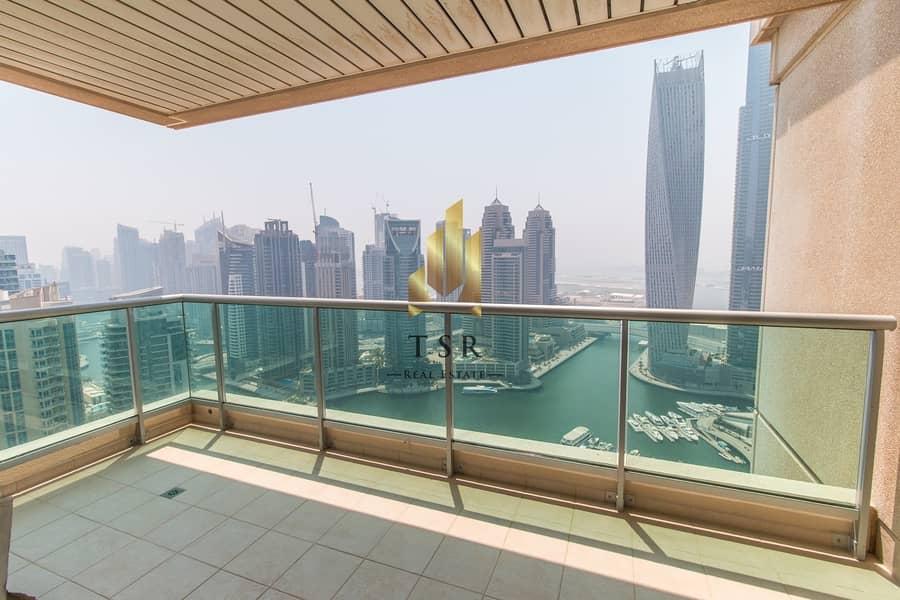 102 Full Marina | Penthouse |5Br+M | Al Mesk Tower