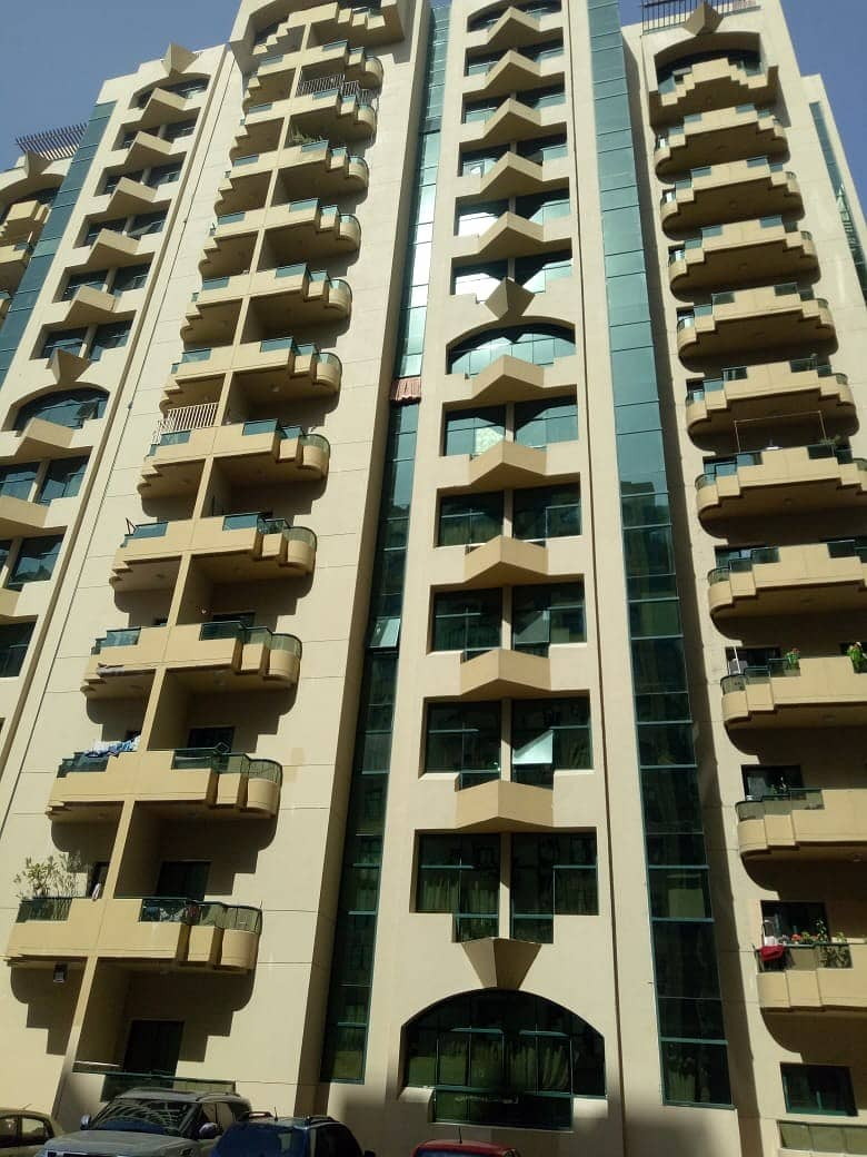 2 Bhk Available For Sale In Rashidya Tower Empty Open View