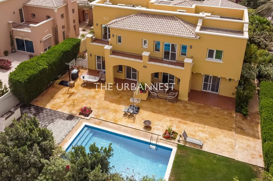 2 Exclusive | Type 13 | Spectacular Golf Course View