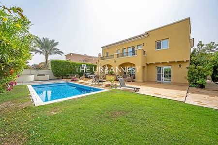 فیلا 6 غرف نوم للبيع في المرابع العربية، دبي - Exclusive | Type 13 | Spectacular Golf Course View