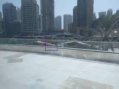 Shop for Rent in Dubai Marina, Dubai - Location your Business Deserves | Marina Walk | Fully Fitted | | Bay Central West |