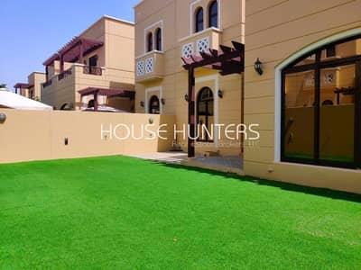 فیلا 4 غرف نوم للبيع في مدن، دبي - Real Listing|Tenanted until August|Quiet Location