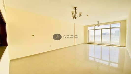 فلیٹ 2 غرفة نوم للايجار في قرية جميرا الدائرية، دبي - Chiller Free | With Study Room | Massive Terrace