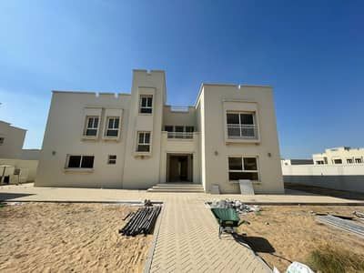 Spacious Five Bedrooms Brand New Villa is available for Sales 2,900,000 AED