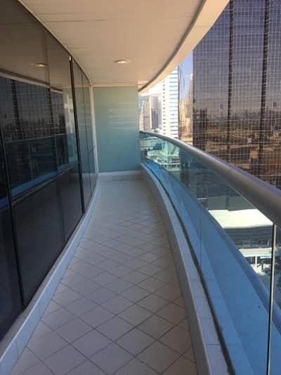 1 Bedroom Apartment for Rent in Jumeirah Lake Towers (JLT), Dubai - EXCELLENT HUGE 1 BEDROOM CHILLER FREE WITH BIG KITCHEN HUGE TERRACE