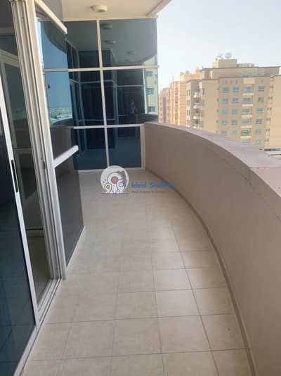 1 Bedroom Flat for Rent in Al Warqaa, Dubai - a perfect size 1 bhk with gym pool al facilities open view big balcony
