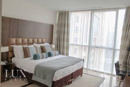 فلیٹ 2 غرفة نوم للايجار في أبراج بحيرات الجميرا، دبي - Fully Upgraded - Marina View - Mid Rise