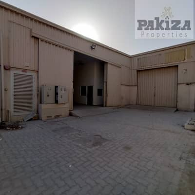 مستودع  للايجار في القوز، دبي - 9800 Sqft !!Independent!! Road Facing Commercial Warehouse Available In Al Quoz