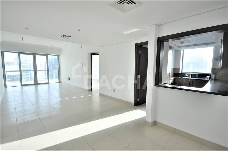 High floor – Beautiful views – BUA 1089 sqft