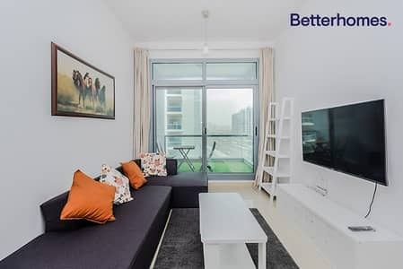 1 Bedroom Apartment for Rent in Dubai Marina, Dubai - Fully Furnished | Chiller Free | Terrace