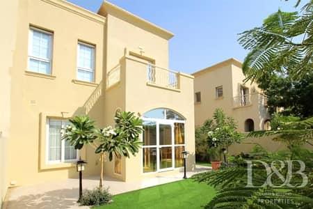 فیلا 2 غرفة نوم للايجار في الينابيع، دبي - Upgraded | 2 Bedroom | Available In May