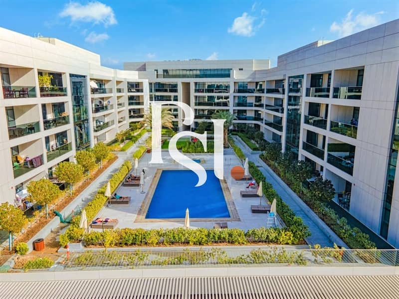 18 1 BHK / Pool View / 2 Months Free