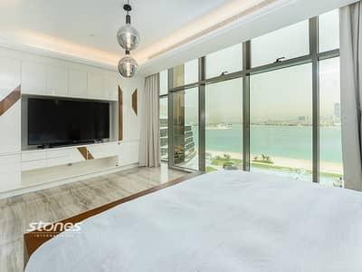 بنتهاوس 3 غرف نوم للبيع في نخلة جميرا، دبي - Luxury Penthouse | Stunning View | Exclusive