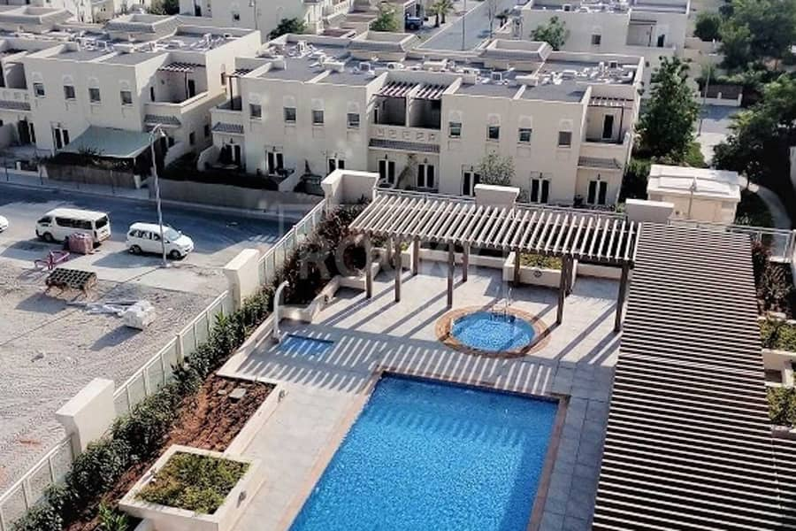 Well Maintained | 2-Bed | 2 Parking | Al Furjan