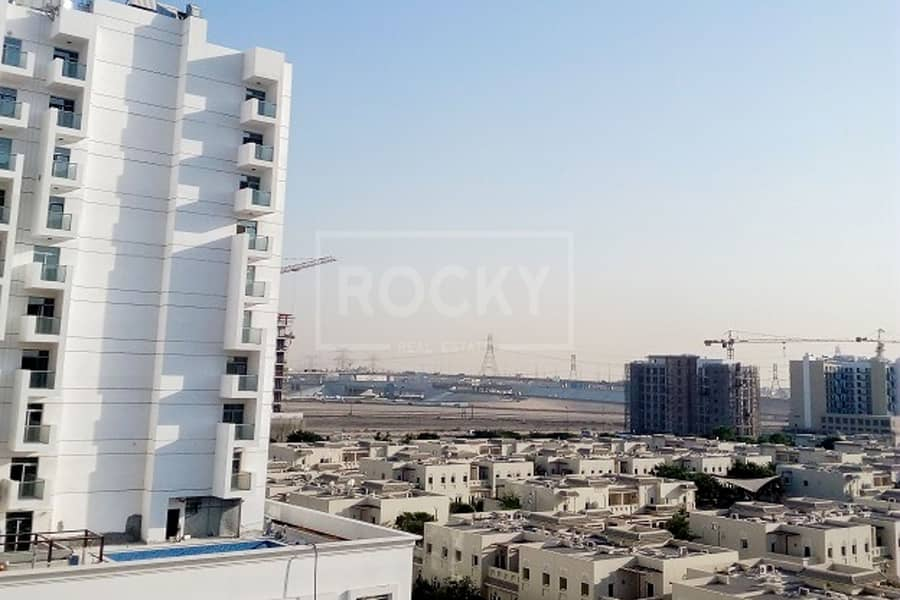 15 Well Maintained | 2-Bed | 2 Parking | Al Furjan