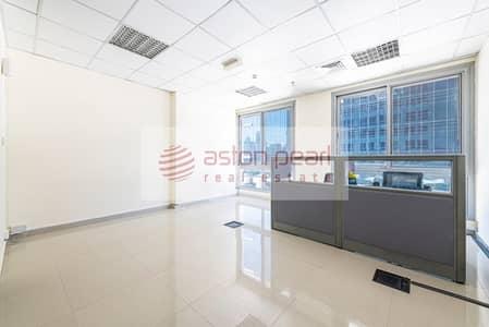 مکتب  للبيع في الخليج التجاري، دبي - Fitted Office | Ready to Move in | Middle Floor
