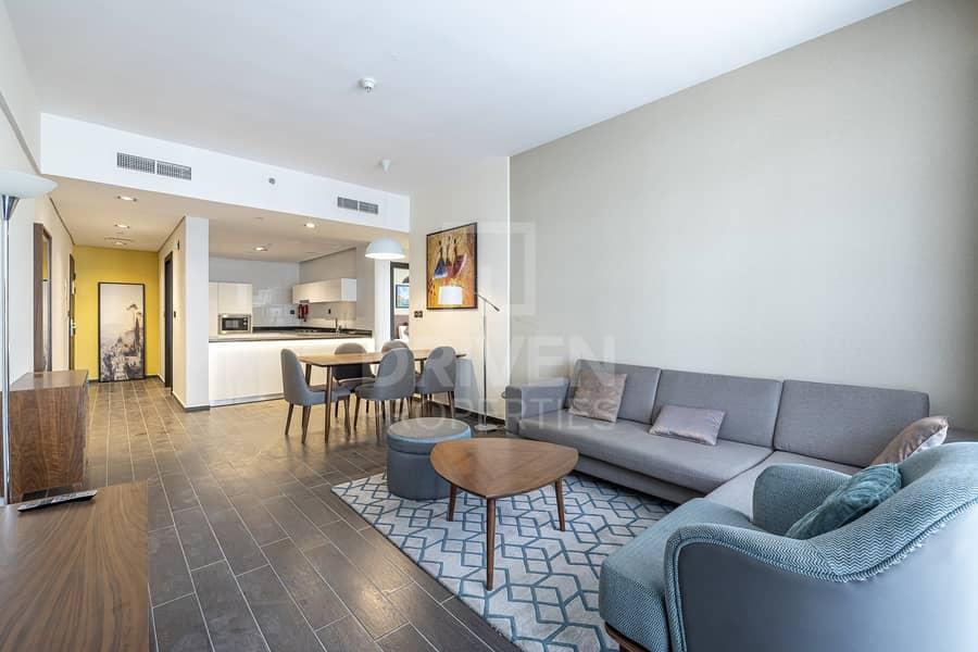 2 Brand New Service Apartment   Best Price