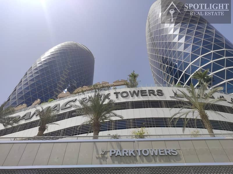 Fiited Semi furnished shop   for rent   DIFC   Park Towers