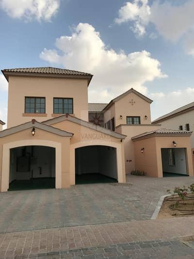 فیلا 5 غرف نوم للبيع في عقارات جميرا للجولف، دبي - 5 bedroom Villa for Sale in Jumeirah golf estate in Flame Tree