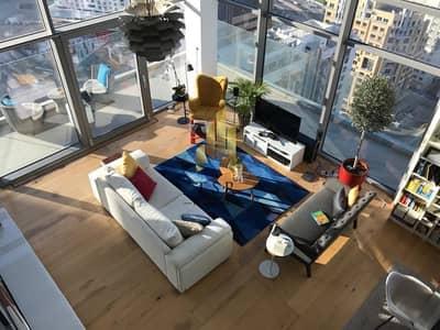 بنتهاوس 1 غرفة نوم للايجار في برشا هايتس (تيكوم)، دبي - Huge   Duplex Penthouse   in Tecom