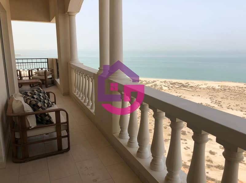 Furnished 2 Bedroom with Amazing Sea View