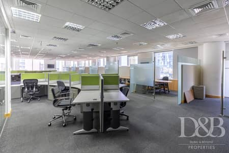 Office for Rent in Discovery Gardens, Dubai - Prime Location | Office with High End Furnishing