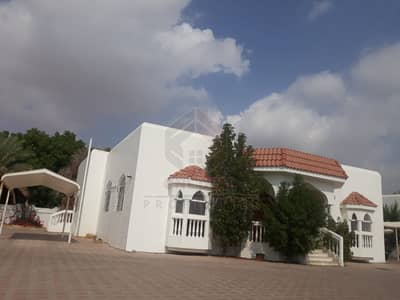 3 Bedroom Villa Compound for Rent in Al Khabisi, Al Ain - Separate Ground 3BHK Villa Compound  in Khabisi Al Ain