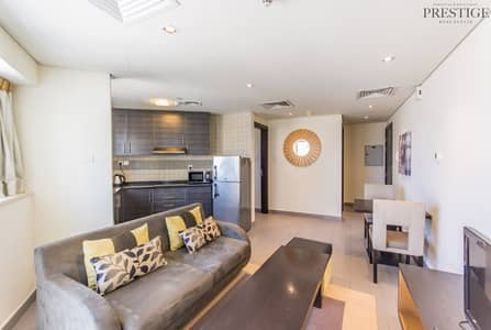 1Bed Furnished |The Bridge | Sports city
