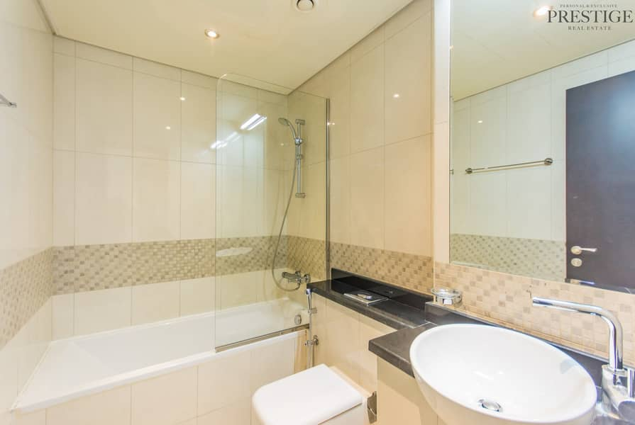 12 1Bed Furnished |The Bridge | Sports city
