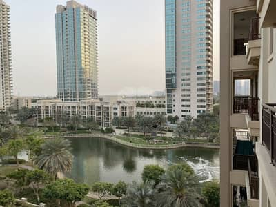 2BR with lake View I Furnished I VACANT