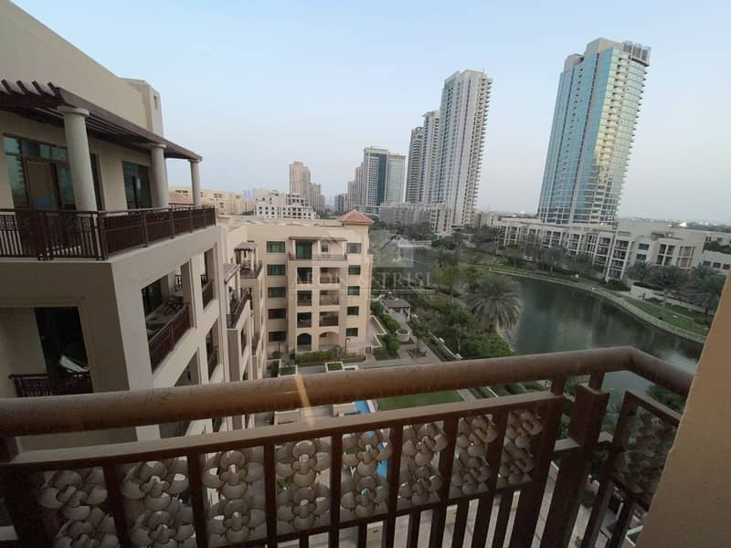 2 2BR with lake View I Furnished I VACANT