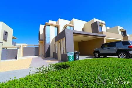فیلا 4 غرف نوم للبيع في قرية جميرا الدائرية، دبي - 4 Bedroom | Type 2E | Backing Green Belt
