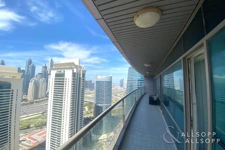 2 Bedroom Flat for Sale in Jumeirah Lake Towers (JLT), Dubai - 2 Bedrooms | Stunning Views | Best Layout