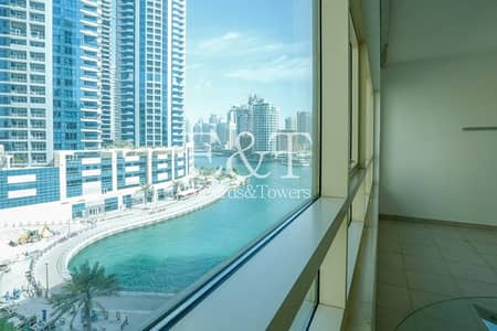 2 Bedroom Flat for Rent in Dubai Marina, Dubai - Large Layout | Marina View | Must See