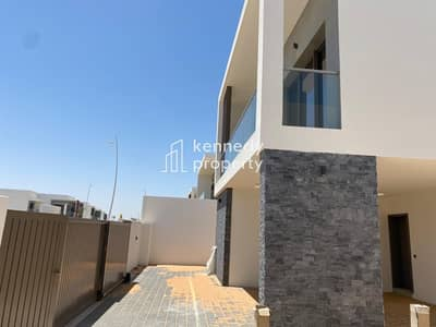 6 Bedroom Villa for Sale in Yas Island, Abu Dhabi - Corner Plot I Largest Layout I Golf Course View