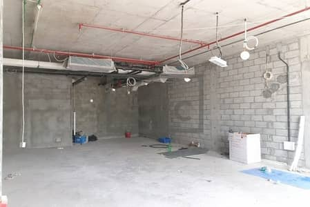 Shop for Rent in Jumeirah Village Circle (JVC), Dubai - Shell & Core   Perfect Location   High Quality