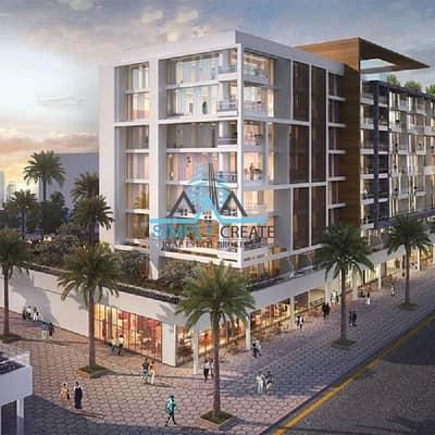 ارض تجارية  للبيع في مدينة ميدان، دبي - Off Plan for Sale   Meydan Riviera  14 / Azizi developer