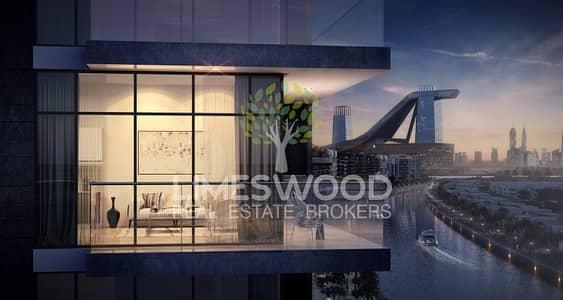 شقة 3 غرف نوم للبيع في مدينة ميدان، دبي - Pool View   50% DLD Off   4y free service MBR City