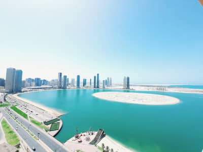 فلیٹ 3 غرف نوم للايجار في الخان، الشارقة - شقة في برج الخان لاجون الخان 3 غرف 80000 درهم - 5069571