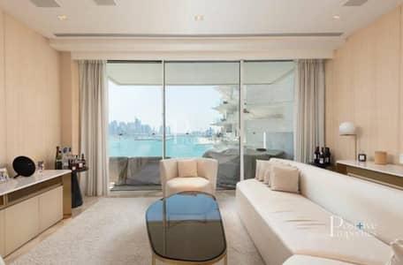 شقة 2 غرفة نوم للبيع في نخلة جميرا، دبي - North Residence   Best 06 Layout   Highest Floor