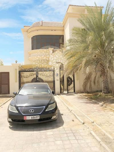 EXCELLENT FINISHING 5 MASTER BEDROOM  SEMI INDEPENDENT VILLA FOR RENT IN KHALIFA CITY A