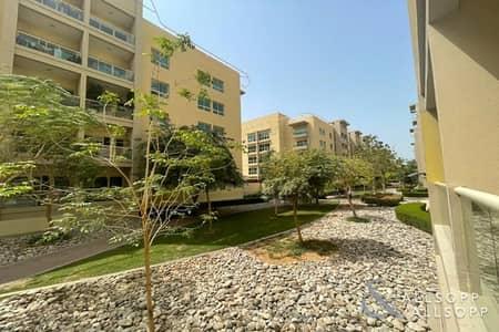 1 Bedroom Flat for Rent in The Greens, Dubai - 1 Bedroom | Garden Views | Ground Floor