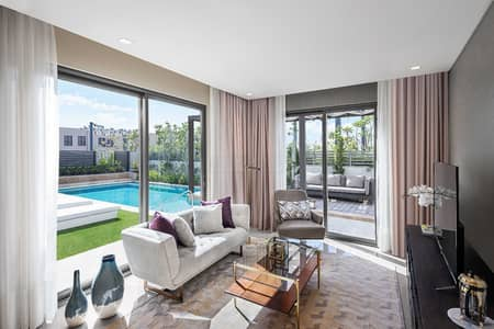 Brand New Independent 4BR Villa in Al Zahia - Lilac