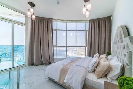 Hotel Apartment for Sale in Al Rashidiya, Ajman - For sale studio in Ajman Oasis Towers at very special prices