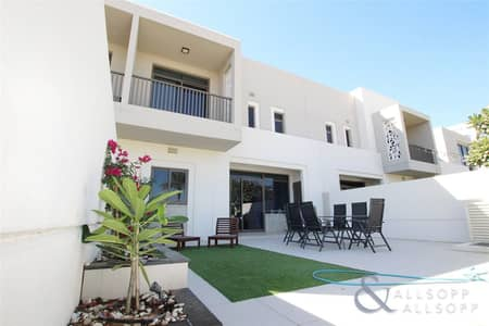 3 Bedroom Villa for Sale in Town Square, Dubai - Single Row | Vacant June | Type 1 | 3 Beds