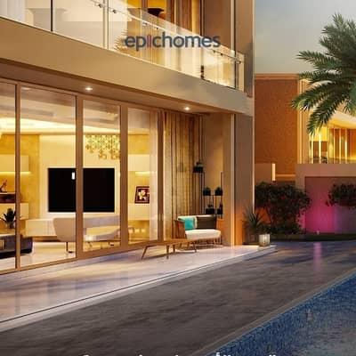 6 Bedroom Villa for Sale in Dubailand, Dubai - community view   lake view   6 beds   roof terrace  
